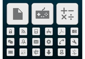 Grau Tech Icons