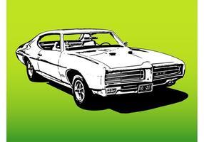 Retro Car Graphics