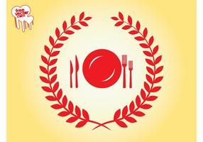 Retro Food Icon