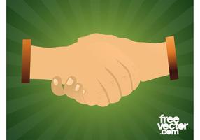 Graphiques de handshake