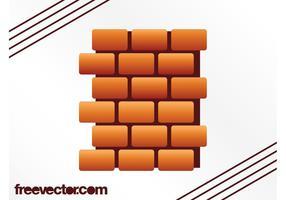 Diseño de pared de ladrillo
