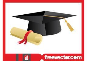 Academic-cap-and-diploma