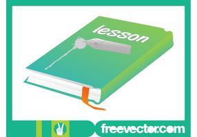 Gráficos vectoriales de libros de texto