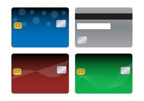 Bankkartenvorlagen