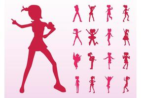 Jumping-and-dancing-girls-silhouettes