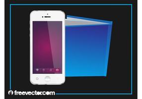 Smartphone y libro