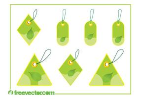 Eco Price Tags Set