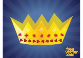Golden Crown Design