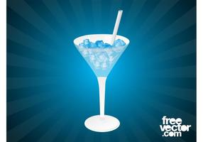 Cold Cocktail Graphics