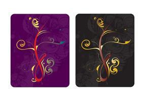 Floral Cards Designs