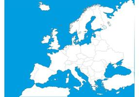 Map-of-europe-template