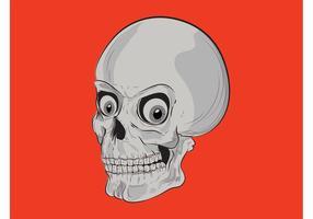 Cartoon Skull Vector Graphics