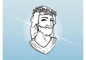 Jezus Christus Gezicht