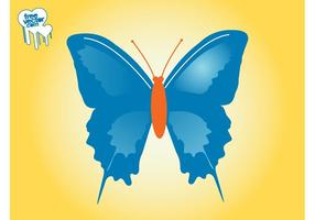 Butterfly Vector Layout