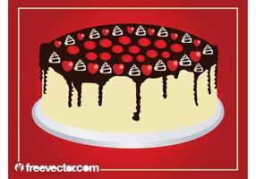 Leckere Kuchengraphiken