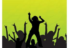 Dancing-crowd-vector