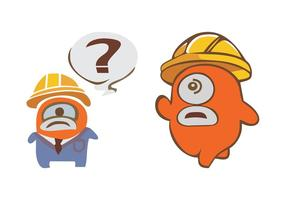 Construction Cartoon Characters