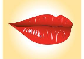 Sexy Lips Vector Graphics