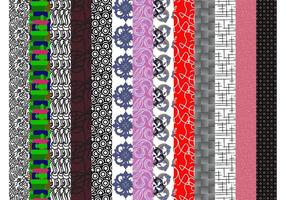 Seamless Patterns conjunto de gráficos