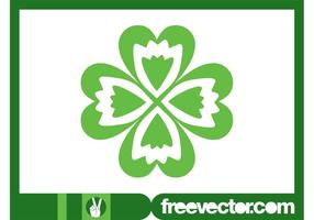 Four-Leaf Clover Graphics