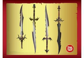 Espadas de gráficos