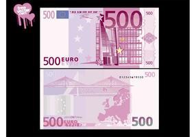 Factura de 500 euros