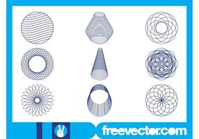 Vector-abstract-wireframe-designs