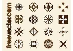 Tribal Icons Grafiken