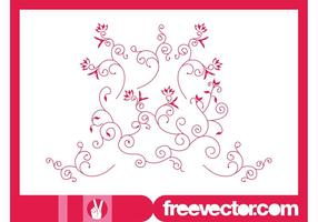 Decorative-floral-scrolls-vector
