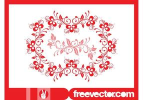 Floral-wreath-graphics-vector