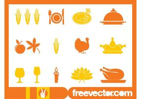 Vector-thanksgiving-icons-set