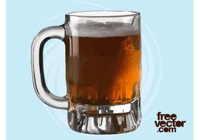 Mug-of-beer-vector