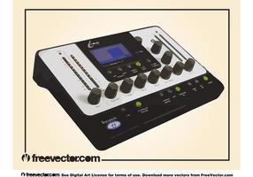 Free-music-mixer-vector