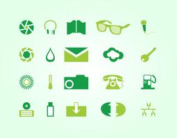 Icons Pack Vector graphics