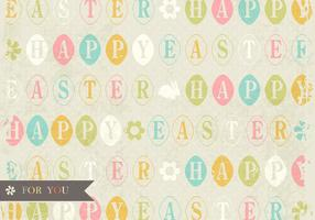 Grungy-easter-vector-background