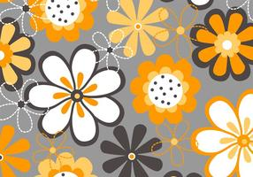 Spring-flowers-background-vector