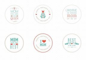Mother-s-day-badges-vector-pack
