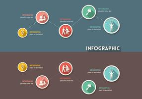 Creative Infographic Vector