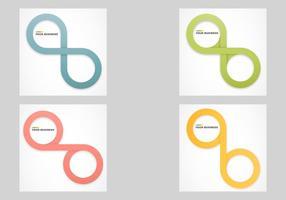 Infinity Symbols Vector Set