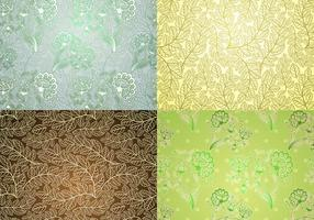 Vintage-plant-wallpaper-vector-pack