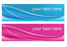 Bright Banners Vector Pack