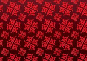 Red-ornamental-vector-patterned-background