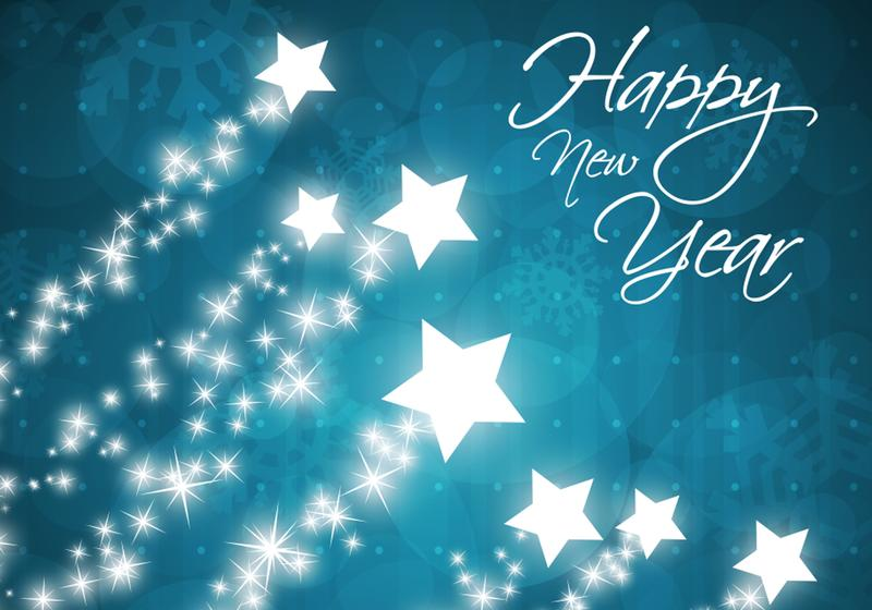 star filled happy new year vector background download free vector art stock graphics images