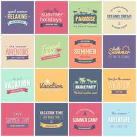 Summer-badge-vectors