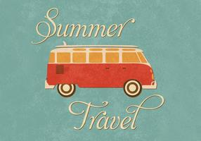 Summer-travel-wallpaper-vector