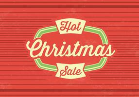 Hot-christmas-sale-vector-background