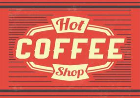Hot-coffee-vector-background