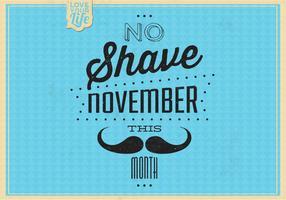 Vintage-no-shave-november-vector-background