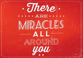 Red-miracles-vector-background