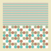 Free Turquoise and Rust Pattern Pack